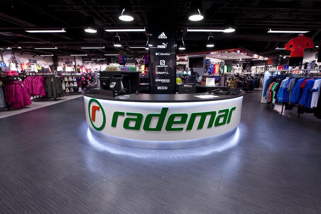 Rademar ostukeskkonna kontseptsioon