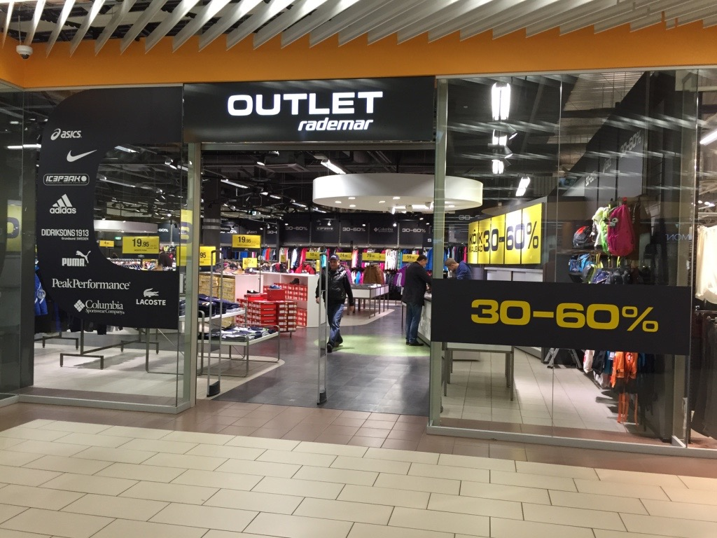 Rademar outlet