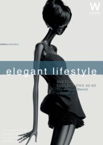 elegant lifestyle mannekeenid