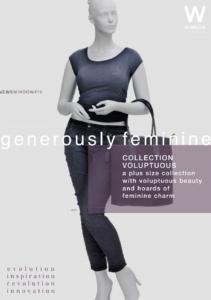 generously feminine mannekeenid