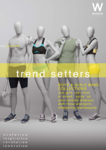 trend setters mannekeenid